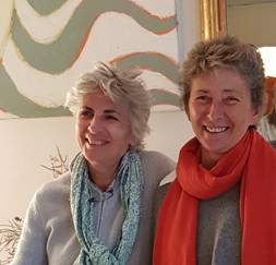 Gloria et Micheline